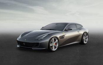Ferrari GTC4 Lusso test en recensie