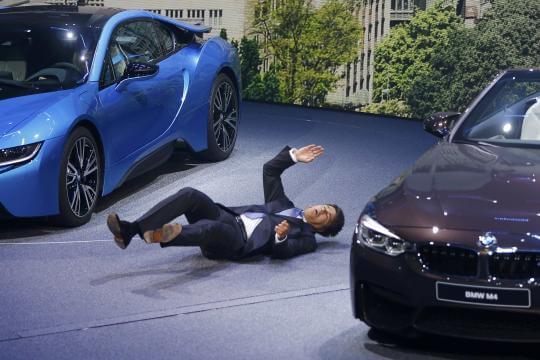BMW Kruger Valt