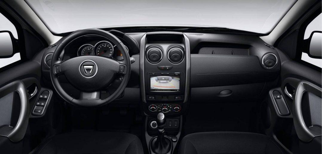 Dacia Duster 2017 dashboard