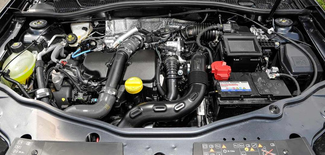 Dacia Duster 2017 motor