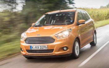 Ford Ka+ test en recensie