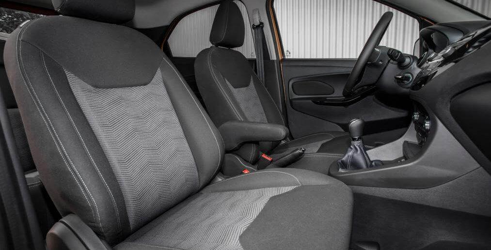 Ford Ka+ voorbankjes