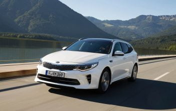 Kia Optima Sportswagon 1.7 CRDi