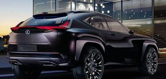Lexus CT en Lexus UX