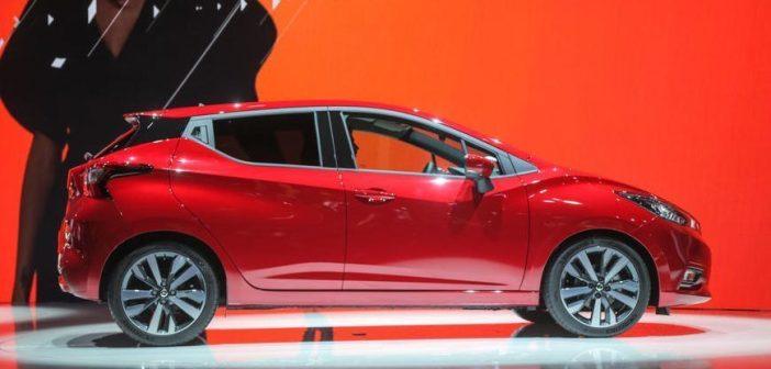 Nissan Micra Live