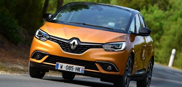 Renault Scenic TCe 130 2017