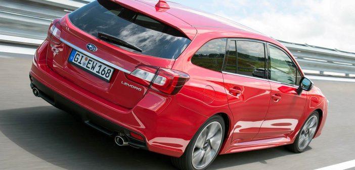 Subaru Levorg eyesight Prijsvergelijking