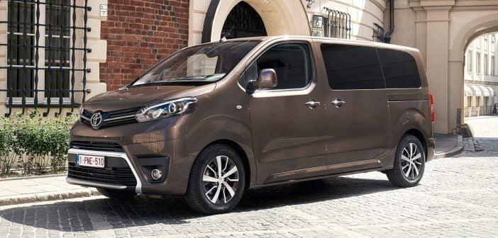 Testrecensie Toyota ProAce Verso