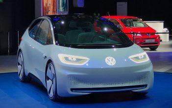 Volkswagen ID concept auto