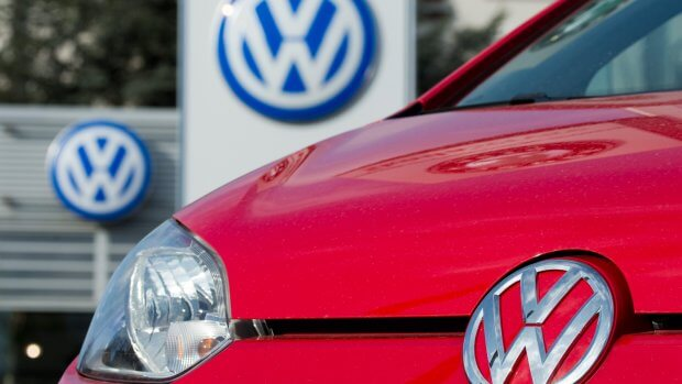 Volkswagen Schaamrood