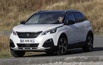 Nieuwe Peugeot 3008
