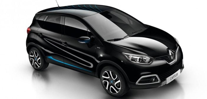 Renault Captur Signature Wave