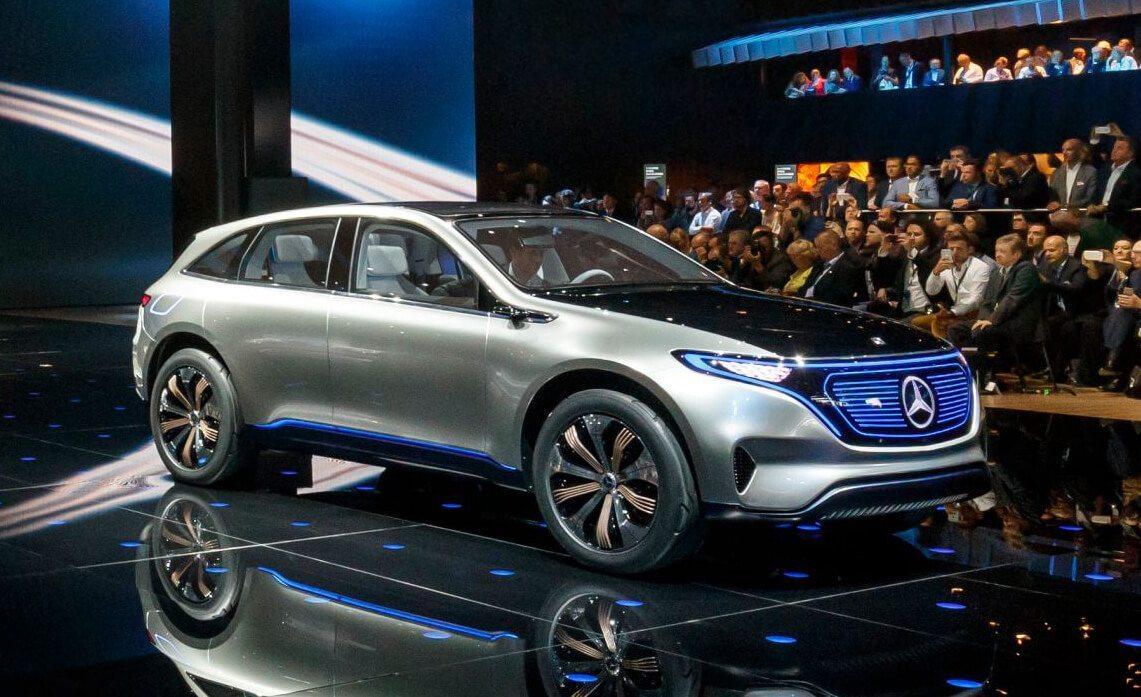 De Elektrische Toekomst Van Mercedes Autointernationaal Nl