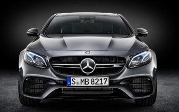 Nieuwe Mercedes E 63 AMG