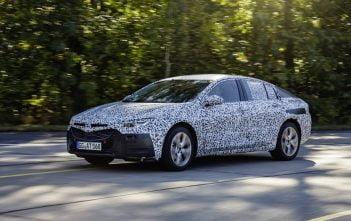 De nieuwe Opel Insignia 2017