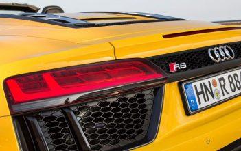 De nieuwe Audi R8 Spyder 2016