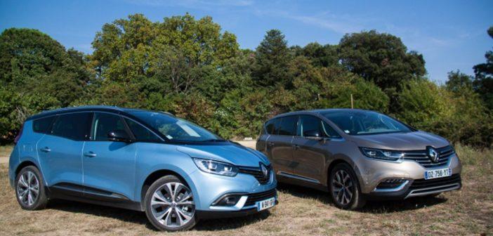Renault Espace Scenic