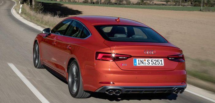 De nieuwe Audi S5 Sportback