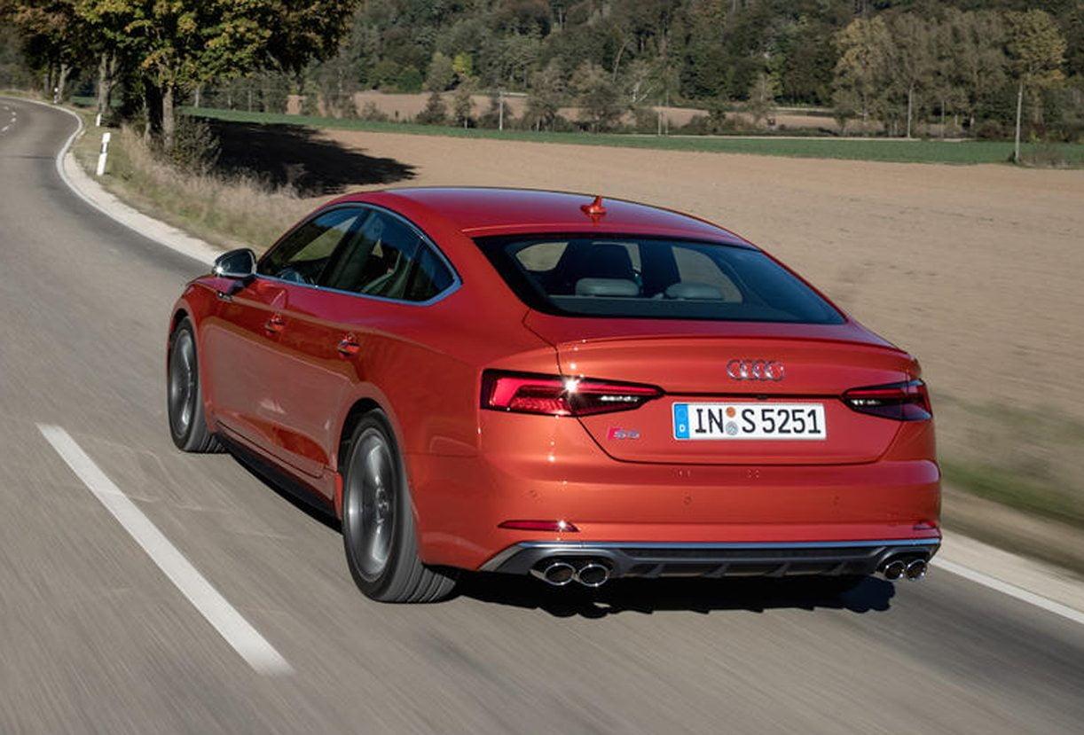 Verfijning Zonder Sensatie Audi S5 Sportback