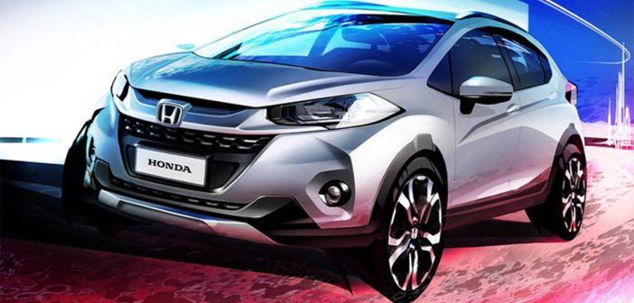 Honda WR-V 2016
