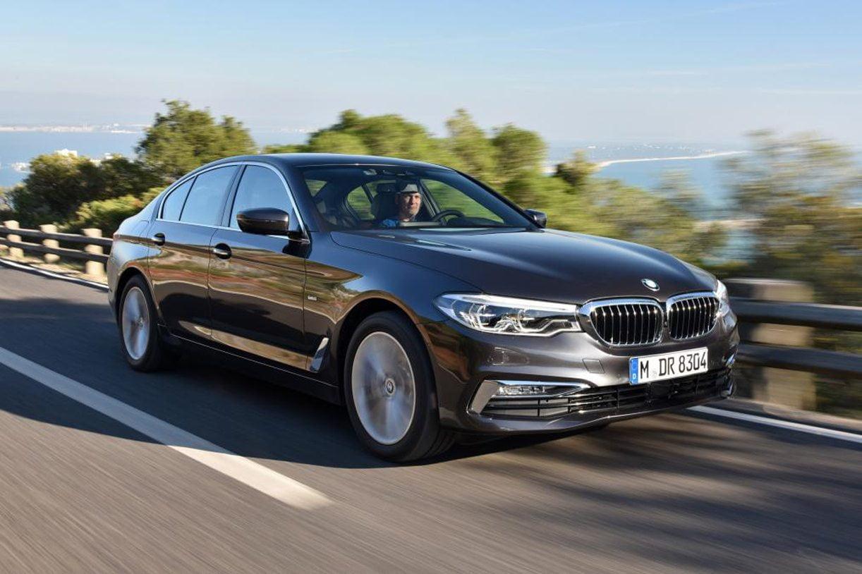 De Nieuwe Koning Bmw 5 Serie Autointernationaal Nl