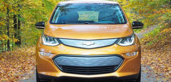De nieuwe Chevrolet Bolt 2017