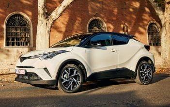 De nieuwe Toyota C-HR