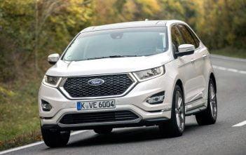 De nieuwe Ford Edge Vignale 2017