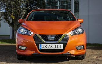 De nieuwe Nissan Micra 2017