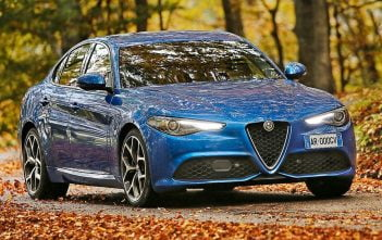 De nieuwe Alfa Romeo Giulia Veloce 2017