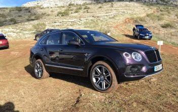 De nieuwe Bentley Bentayga Diesel