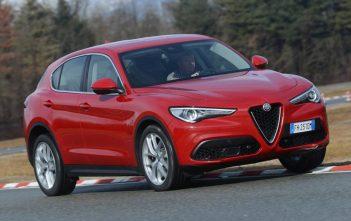 De nieuwe Alfa Romeo Stelvio 2017