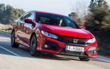De nieuwe Honda Civic 2017