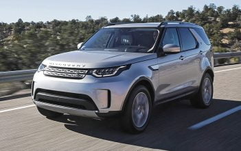 Nieuwe Land Rover Discovery 2017
