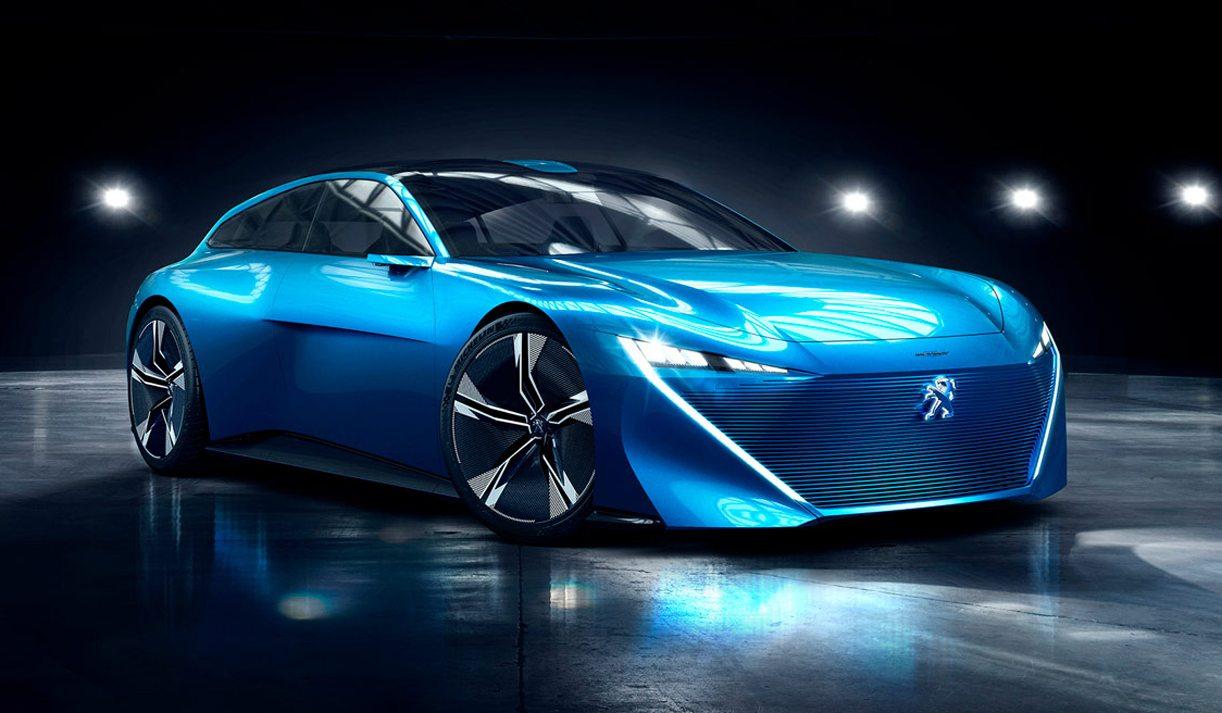 Nissan Mobile Al >> Peugeot toont Instinct – Autointernationaal.nl