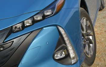 De nieuwe Toyota Prius Plug-In 2017