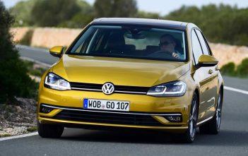 De nieuwe Volkswagen Golf 1.5 TSI 2017