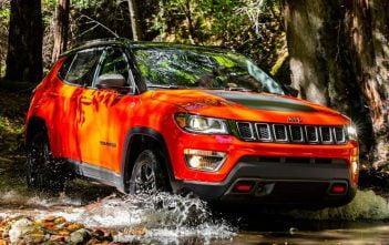 De nieuwe Jeep Compass 2017