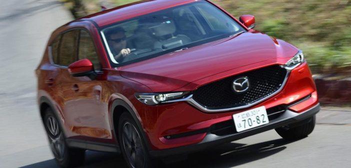 De nieuwe Mazda CX-5 2017