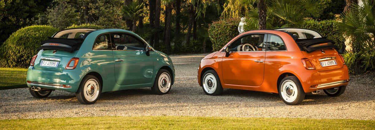 Prijsvergelijking Fiat 500 Anniversario Autointernationaal Nl