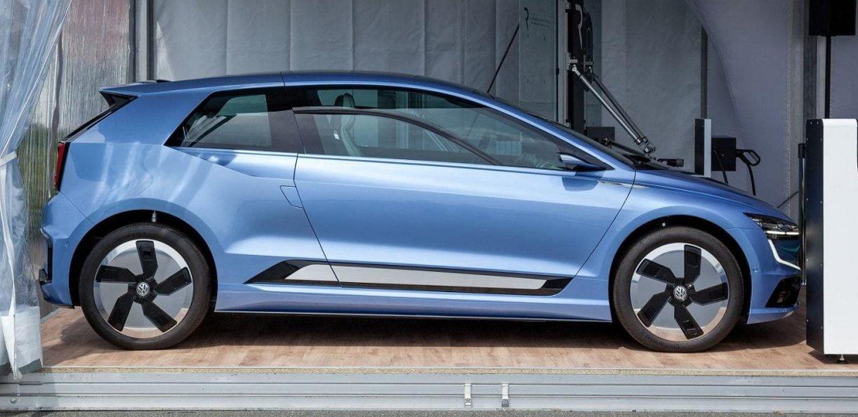 Volkswagen Toont Elektrisch Golf Alternatief Autointernationaal Nl