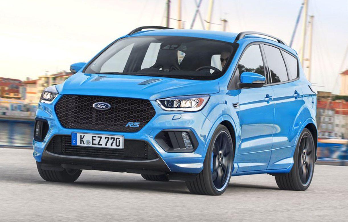 Waarom Niet Ford Kuga Rs Autointernationaal Nl