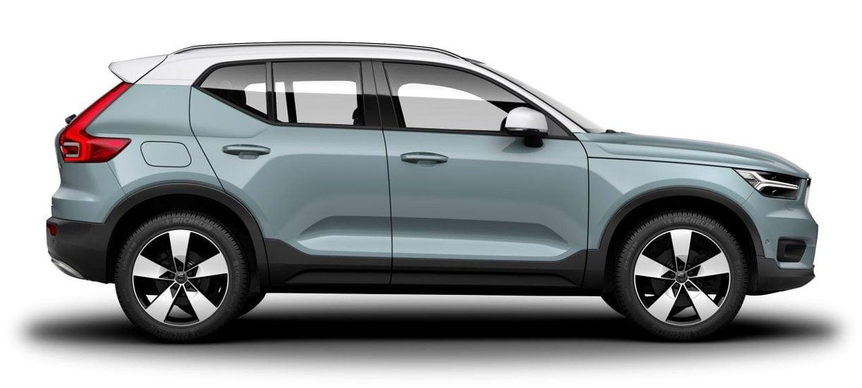 Prijsindicatie Volvo Xc40 Autointernationaal Nl