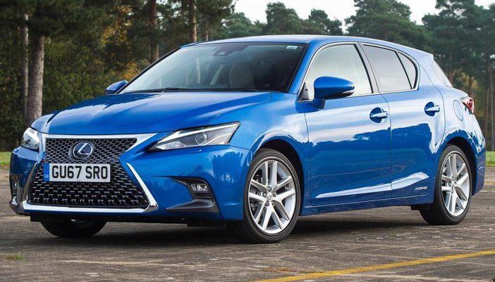 Pensioengerechtigd Lexus Ct 200h Autointernationaalnl