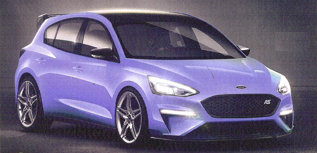 Hybride Techniek Voor Ford Focus Rs Autointernationaal Nl