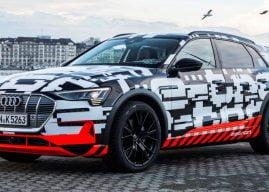 Audi e-Tron is de snelste