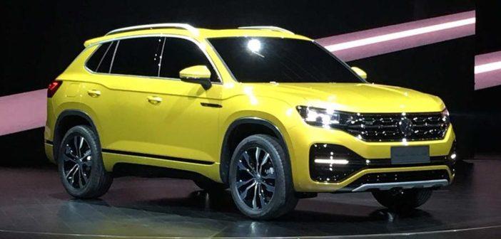 In Detail De Nieuwe Volkswagen Touareg