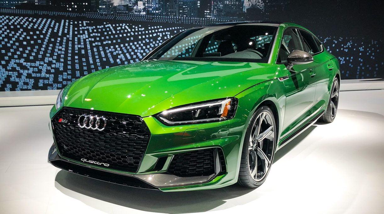 Prijsindicatie Audi Rs5 Sportback Autointernationaalnl