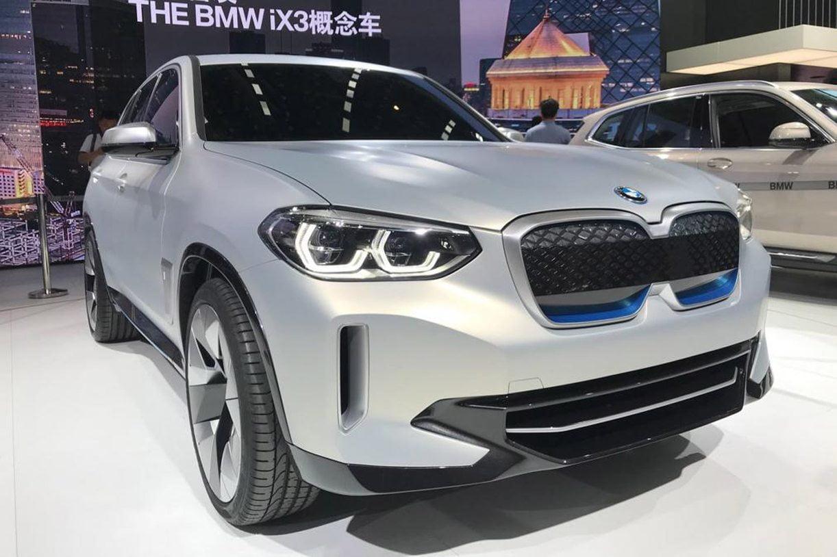 Komt In 2020 De Elektrische Bmw Ix3 Autointernationaal Nl