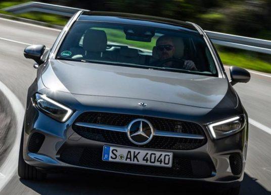 De nieuwe standaard: Mercedes A-klasse